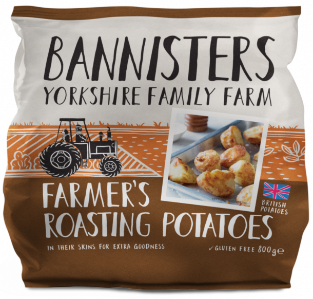 Farmer's Roasting Potatoes