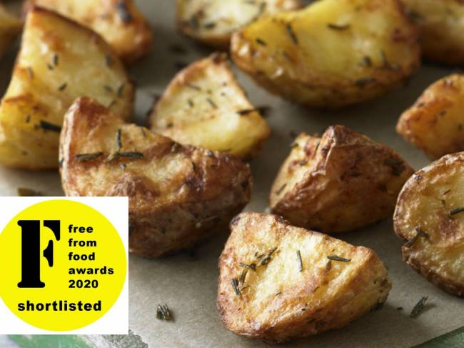 Recognition for our Garlic & Rosemary Roasts!