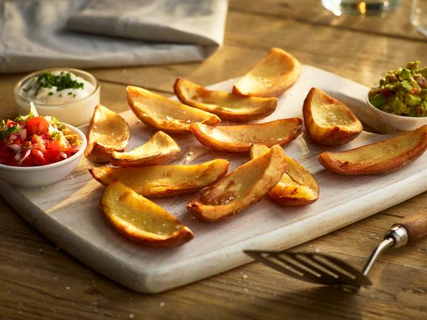 Baked Potato Dippers